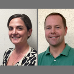 Welcome to our new Field Faculty, Jessica Rathbun and Paul Brazzel!