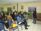Presentation at Casa del Migrante Scalabrini