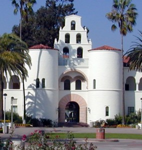 SDSU's Hepner Hall, Home of the School of Social Work