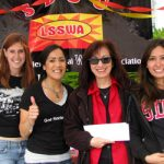 Dr. Donna Daly with LSSWA members