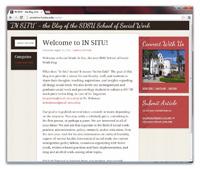 IN SITU website