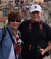 Kathy Greene and Richard  McGaffigan