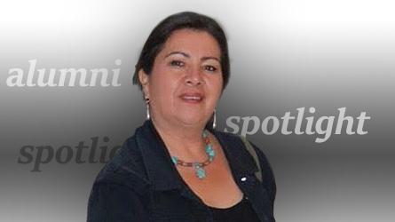 Alumni Spotlight - Carmen Chausse