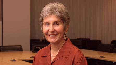 Alumni Spotlight - Diane Takvorian