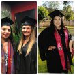 Congratulating our Outstanding Students:  Brooke Lopez, Cathy Aborn, and Briana Barajas!