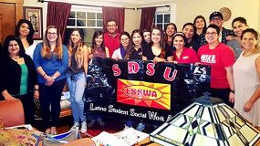 Latino Student Social Work Association
