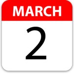 March 2, 2018