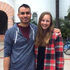 Student Spotlight – Caitlin Zahlis and Alex Tanon