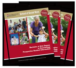 Download the BA Gerontology Prospective Student Information Packet, 2019-2020
