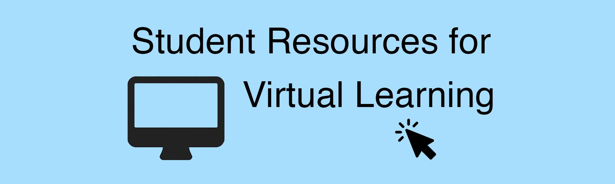 SDSU Virtual Learning Resources