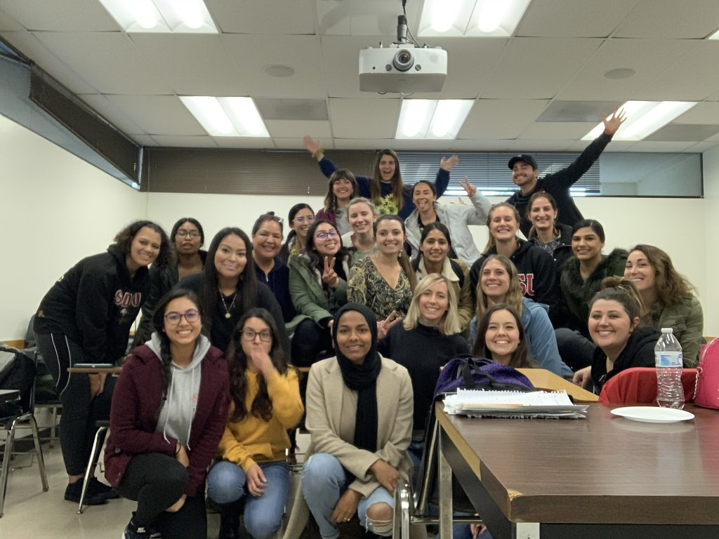 Title IV-E Class of 2020 Students