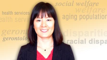 Faculty Spotlight – Dr. Eunjeong Ko!