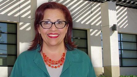 Alumni Spotlight - Helen Palomino