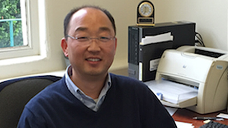 Faculty Spotlight - Dr. Jong Won Min