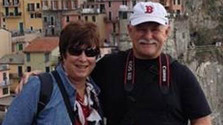 Alumni Spotlight - Kathy Green, Richard McGaffigan