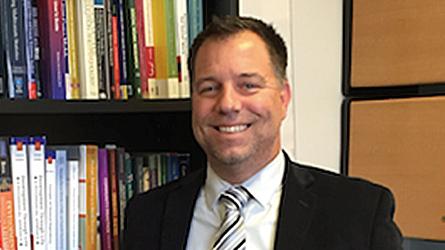 Faculty Spotlight - Dr. Mark Reed