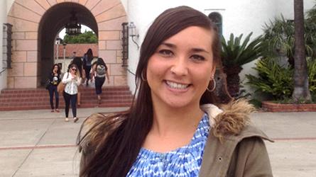 Student Spotlight - Gemma Johnson