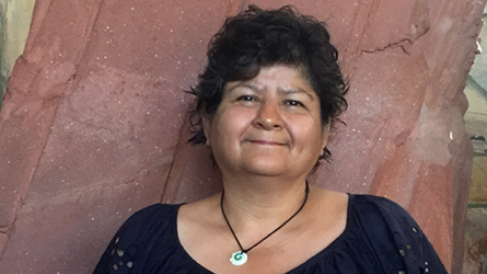 Faculty Spotlight - Silvia Barragan