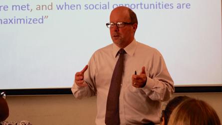 Faculty Spotlight - Dr. David Engstrom