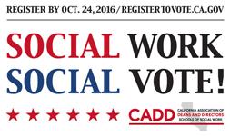 social work social vote