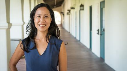 Faculty Spotlight - Lianne Urada