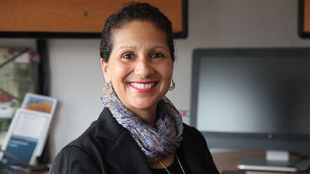Faculty Spotlight - Dr. María Luisa Zúñiga